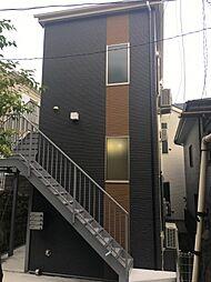 ブライティア桜木町[104号室号室]の外観