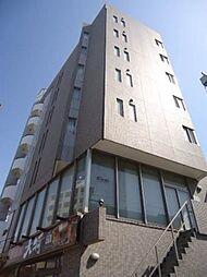東京都日野市日野本町3丁目の賃貸マンションの外観
