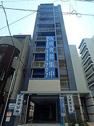 福岡県福岡市博多区祇園町の賃貸マンションの外観