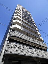 プレサンス北堀江[7階]の外観