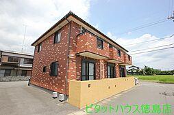 [テラスハウス] 徳島県小松島市横須町 の賃貸【/】の外観