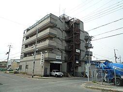 京都府京都市伏見区下鳥羽南円面田町の賃貸マンションの外観