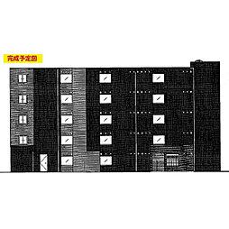 ハピネス パラシオン[0102号室]の外観