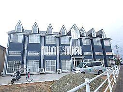 ホワイトキャッスル古城[2階]の外観