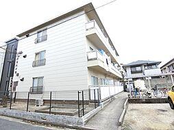 尾崎ハイツ[1階]の外観