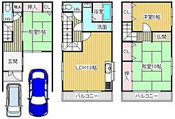 大阪府大阪市鶴見区緑3丁目