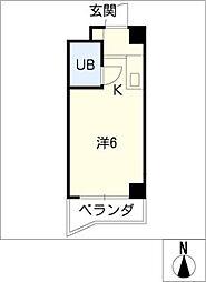 SPARK25[5階]の間取り