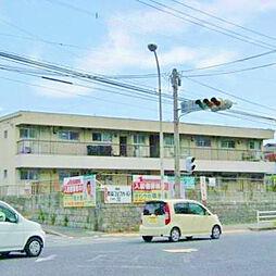 福岡県北九州市八幡西区東鳴水2丁目の賃貸アパートの外観
