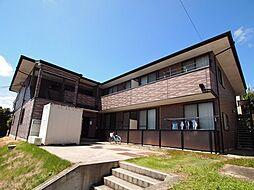 奈良県生駒郡平群町西宮3丁目の賃貸アパートの外観