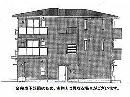 D-room博多駅南 弐番館[302号室]の外観