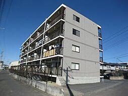 サンライズマンションA棟[1階]の外観