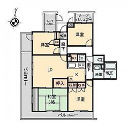 むさし野第11ダイヤモンドマンション 学区/戸塚小・戸塚西中