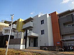 兵庫県三木市緑が丘町本町1丁目の賃貸マンションの外観