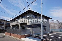 熊本市電A系統 健軍町駅 4.4kmの賃貸アパート