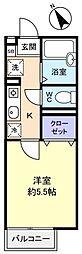 D.wish[1階]の間取り
