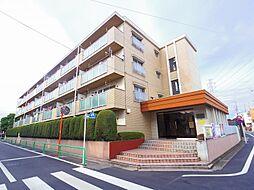 東京都練馬区西大泉5丁目の賃貸マンションの外観