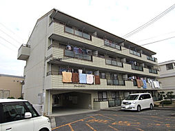 大阪府岸和田市八阪町2丁目の賃貸マンションの外観
