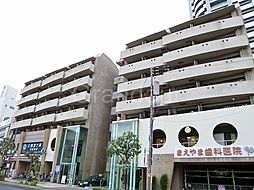 ドリームネオポリス鶴見3[5階]の外観