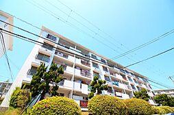 垂水上高丸住宅D棟[1階]の外観