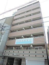ルミエール駒川[603号室]の外観