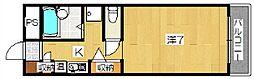 東方ビル[3階]の間取り
