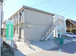 シティハイム平山[105号室]の外観