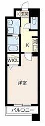 カルザ姫路[2階]の間取り