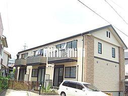 [テラスハウス] 愛知県名古屋市名東区神里1丁目 の賃貸【/】の外観