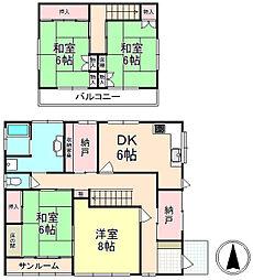 王寺駅 1,580万円