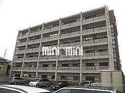 クレストコート門田[4階]の外観