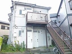岩崎アパート[202号室]の外観