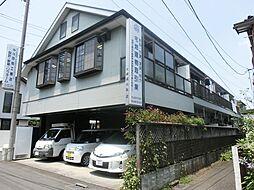 レジデンスA・T・T栄町[1階]の外観