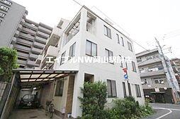 アーバンハウス東島田[4階]の外観