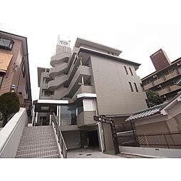 奈良県奈良市あやめ池北の賃貸マンションの外観