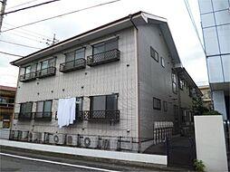 東京都八王子市元本郷町1丁目の賃貸アパートの外観