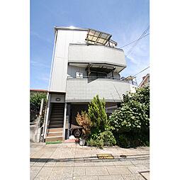 田海マンション[3階]の外観