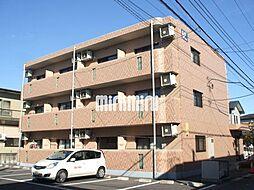 栄マンション[1階]の外観