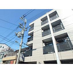 マンションK2[4階]の外観