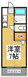 丸山荘[1階]の間取り