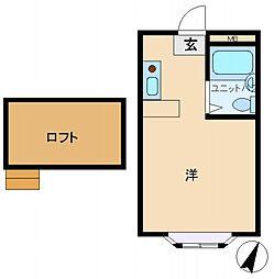 吹上駅 2.3万円