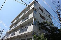 千葉県市川市八幡1丁目の賃貸マンションの外観