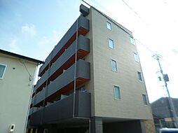 Al Cuore[4階]の外観