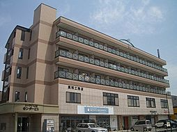 シーサイド三苫センタービル[4階]の外観
