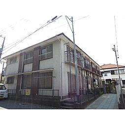 コーポ稲垣[2-C号室]の外観