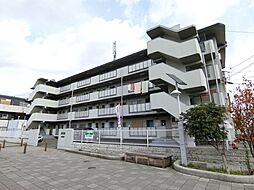 鮎川ハイツ[4階]の外観