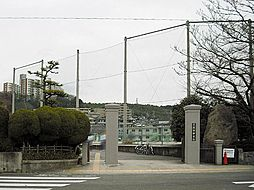 高蔵寺中学校1560m