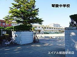 [一戸建] 兵庫県姫路市土山4丁目 の賃貸【/】の外観