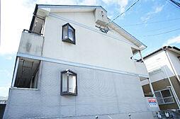 福岡県福岡市東区和白東5丁目の賃貸アパートの外観