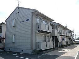サニーコート清福寺[103b号室]の外観