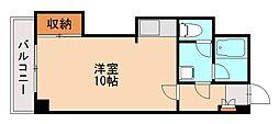 松田ハイツ[1階]の間取り